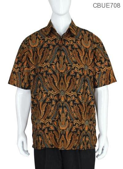 Baju Pisang kemeja batik baturaden motif pisang bali kemeja lengan