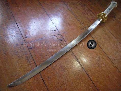 highlander katana highlander katana geisha s blade