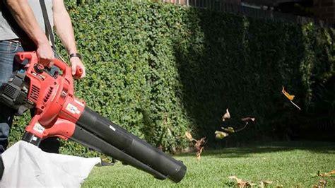 aspiratore per giardino aspirafoglie attrezzi giardino caratteristiche dell