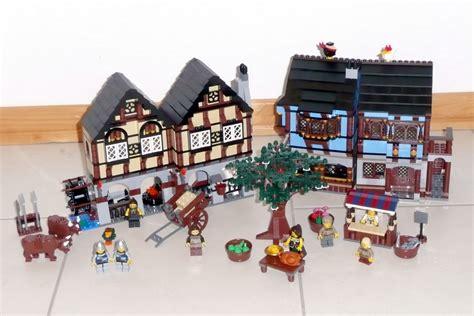 Lego 10193 Market lego 10193