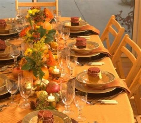 Thanksgiving Dinner Table Decorations Decorate Table Dining Room For Thanksgiving Dinner Architecture Decorating Ideas