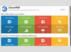 PDF-Converter: Umwandeln leicht gemacht - COMPUTER BILD Numbers Datei öffnen Windows