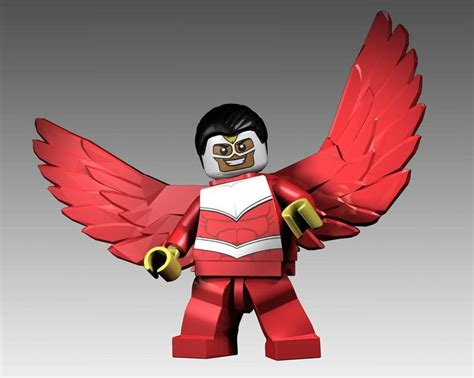 Lego Kw Captain America Civil War Costume Minifigure 38 best images about the falcon on civil wars marvel heroes and the winter