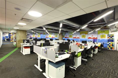 Expedia Office Locations by Gurgaon Office Workspace Expedia Office Photo