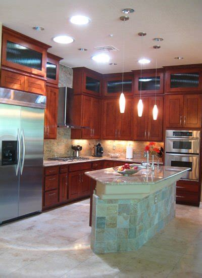 How Much Is Kitchen Cabinet Refacing by How To Reface Stacked Upper Cabinets Better Than New