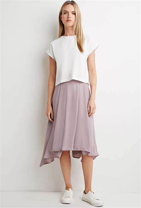 pleated skirts fashion in toronto vancouver