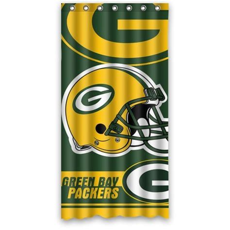 green bay packers shower curtain green bay packers shower curtain packers shower curtain