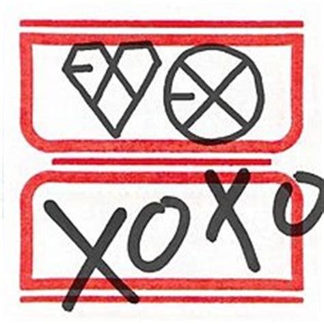 Album Exo Repackage Original xoxo album
