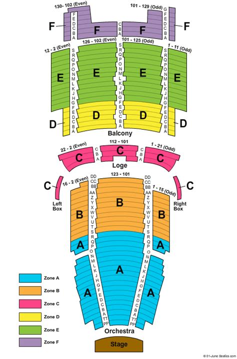 state theater seating chart nj awesome home
