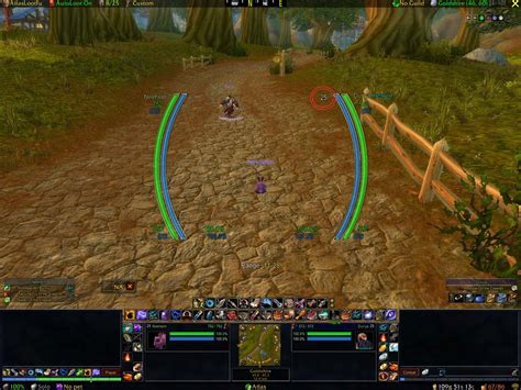 Hud Hud Level Dewa nui hud target level outdated mods world of warcraft
