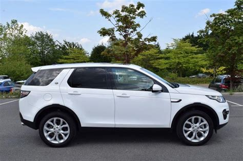land rover agents used 2014 land rover discovery sport 2 0 si4 hse automatic
