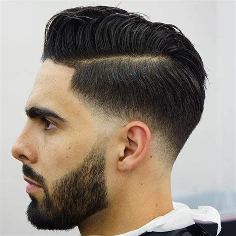how to tyle combover fade the temp fade haircut top 21 temple fade styles 2018