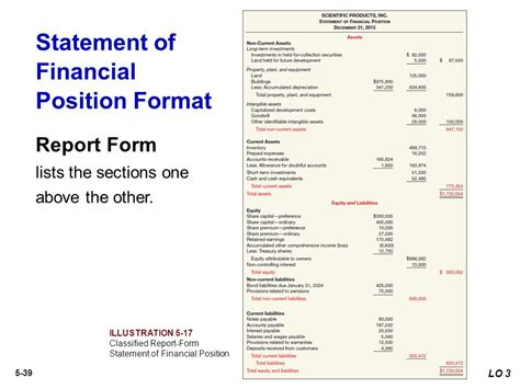 sle annual financial report financial report sle format 28 images 4 financial