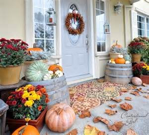 85 pretty autumn porch d 233 cor ideas digsdigs