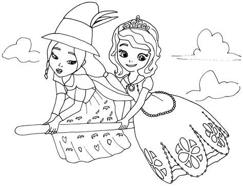 disney coloring pages sofia the first sofia the first coloring pages lucinda sofia