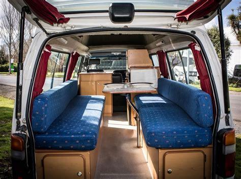 Caravan Interiors by Cheap Campervan Hire Nz Happy Campers