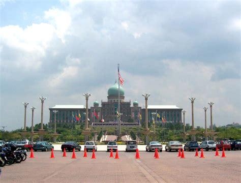 spirit islami  arsitektur kota putrajaya