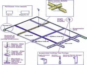 install suspended ceiling planning ideas suspended armstrong ceiling grid