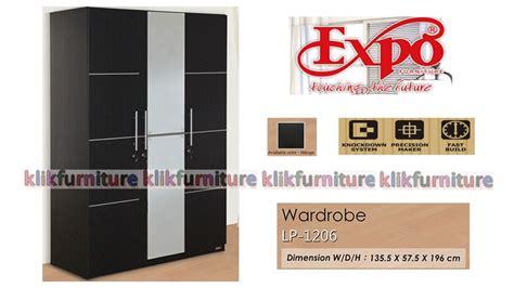 Lemari Pakaian Expo Lp 1209 lp 1206 expo lemari pakaian pintu 3 agen termurah