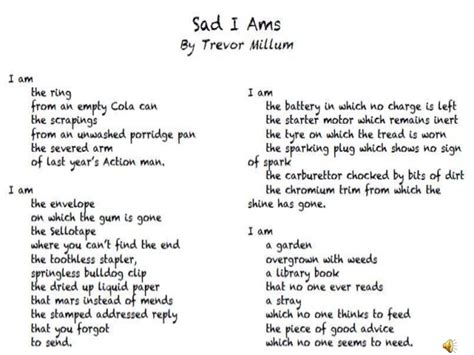 sad themes literature sad i ams
