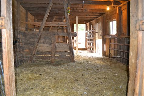 inside barn 301 moved permanently