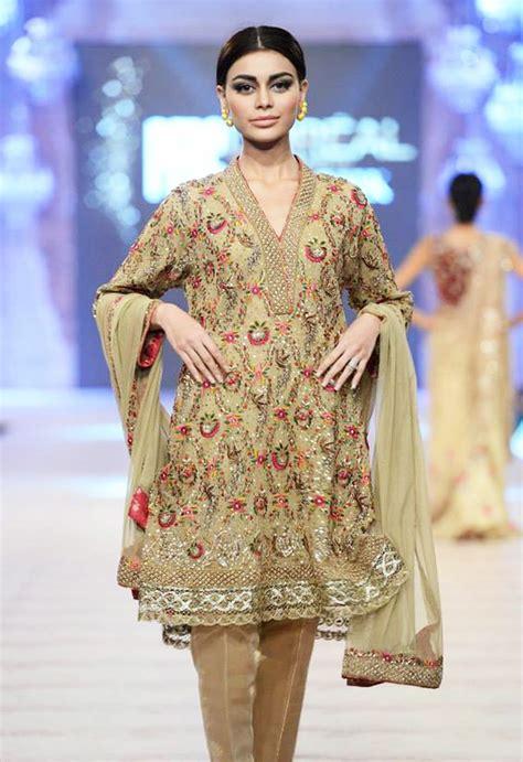 Pakistani Home Design Magazines by Latest Designs Pakistani Fashion Short Frocks With Capris