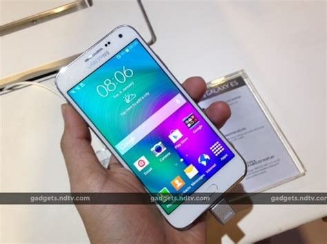 Tablet Samsung Galaxy E5 samsung galaxy e5 galaxy e7 selfie focused smartphones launched in india technology news