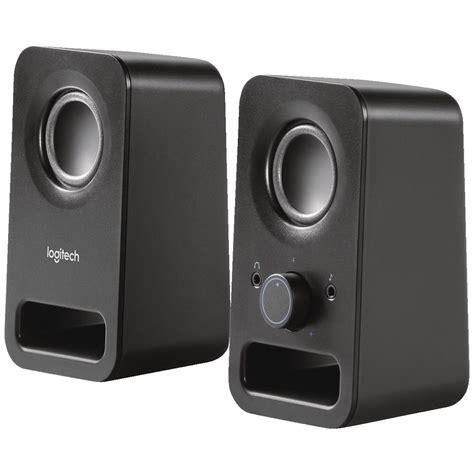 Logitech Speaker Z 150 logitech multimedia speakers black z150 officeworks