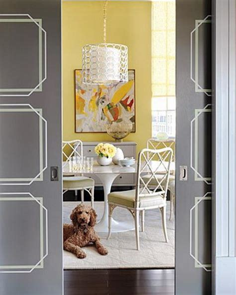 Interior Door Painting Ideas 30 Creative Interior Door Decoration Ideas Personalizing Home Interiors