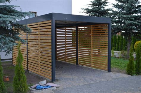 Car Port Pl by Smart Carport Nowoczesna Wiata Gara蠑owa Hit Zdj苹cie