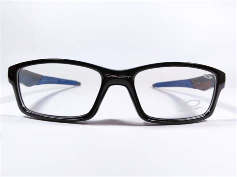 Kacamata Anti Silau View Glasses Ready Stock frame kacamata oakley crosslink black blue 1066 kmp ok1066bbl distrokacamata belanja
