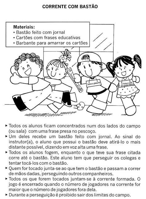 BRINCADEIRAS PARA EDUCAÇÃO INFANTIL - Atividades Pedagógicas