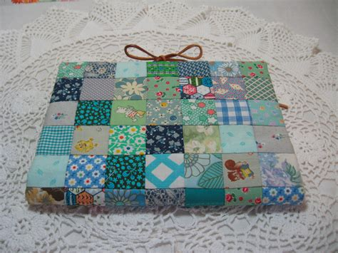 Patchwork Cover - sewing machines ericka eckles