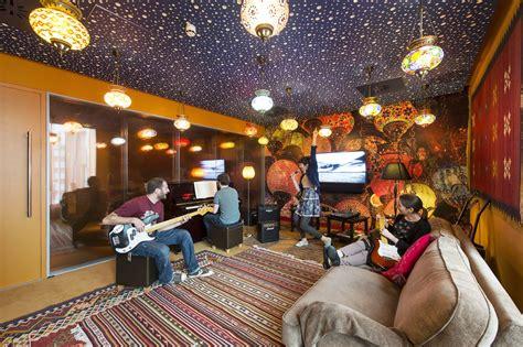 google office playroom gallery of google cus dublin camenzind evolution