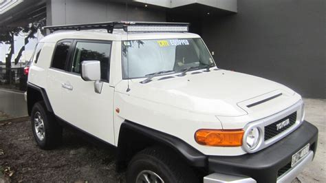 Fj Cruiser Without Roof Rack by Flat Or Platform Deck Roof Rack