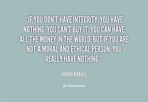integrity quotes  raise  character upward