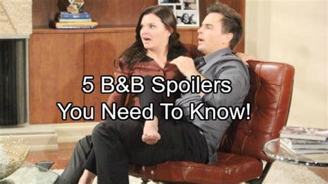 bold and the beautiful spoilers celeb dirty laundry 5 the bold and the beautiful spoilers you need to know