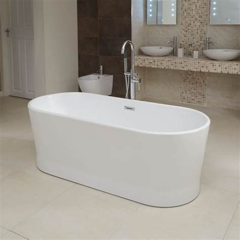 best freestanding bathtubs bolerro 1700 x 750mm freestanding bath tub