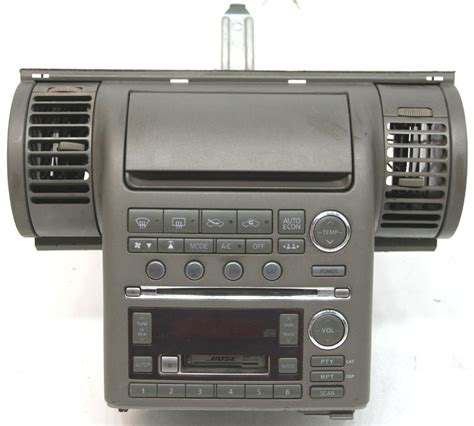 infiniti g35 stereo infiniti g35 2004 factory stereo bose 6 disc