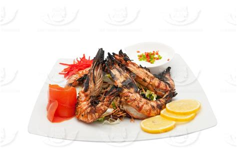 Gambas Grille by Gambas Grill 201 Es Les Trois Ph 233 Niciens