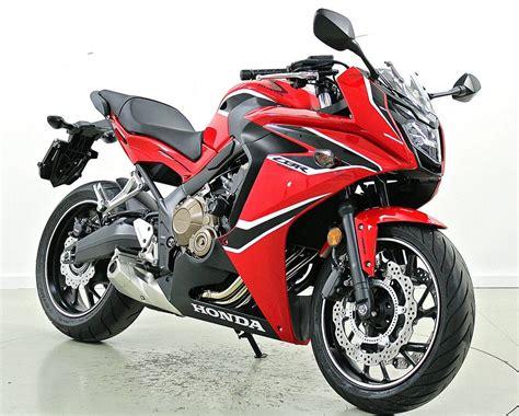 Honda Motorrad Cbr 650 F by Honda Cbr 650 F Abs Occasion Motorr 228 Der Moto Center