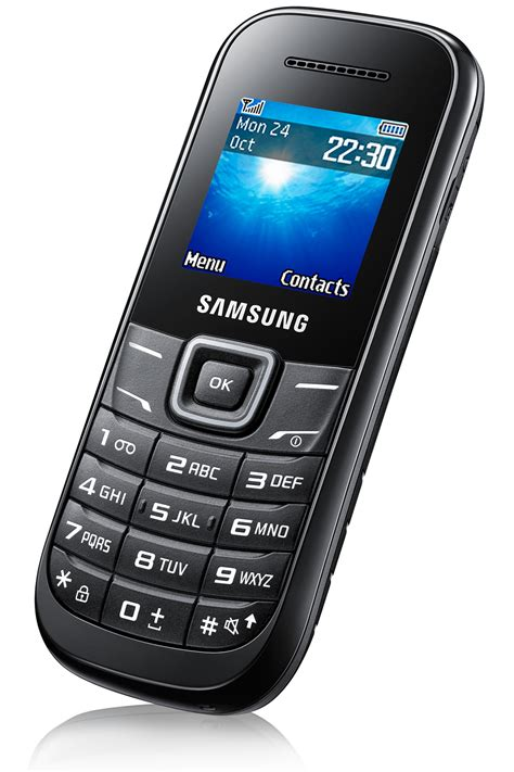 samsung e1200 mobile phone 1 52 tft screen features reviews