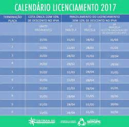 Calendario 2018 Sp Ipva 2018 Se Valor Pagamento E Tabela Emitir A Guia