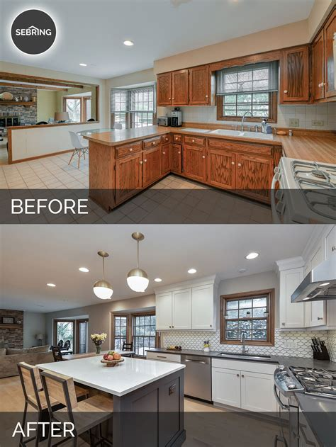 kitchen designs before and after enchanting pics above justin carina s kitchen before after pictures home