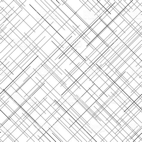 line pattern vector background monochrome seamless pattern diagonal random lines abstract