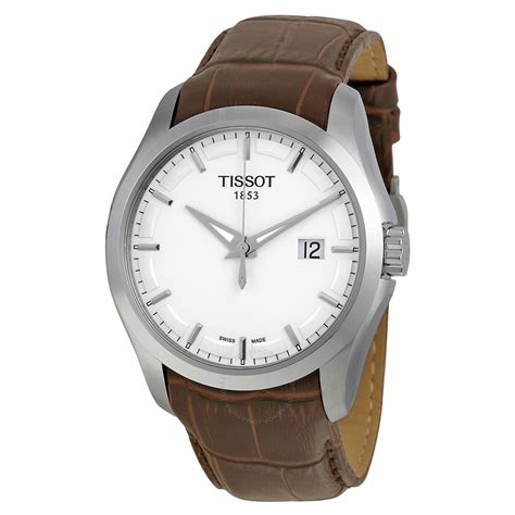 mens tissot watches sale tissot couturier swiss s t0354101603100