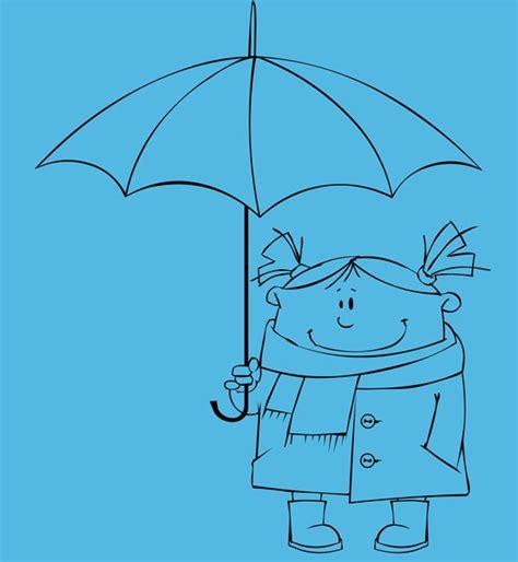 imagenes de invierno en dibujos dibujos para colorear invierno edukame