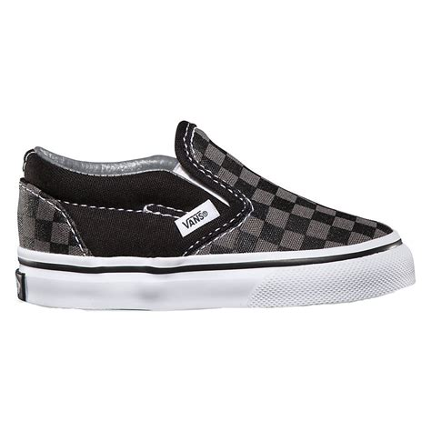 vans classic slip on skate shoe toddler and infant boys