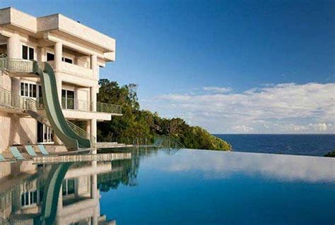 Home Exterior Design India Residence Houses by 40m Mansion In Hawaii Built Along The Edge Of A Cliff