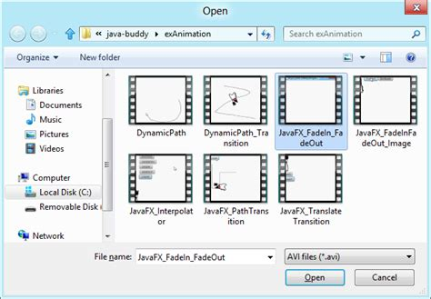javafx scene layout stackpane java buddy javafx 2 0 filechooser set initial directory